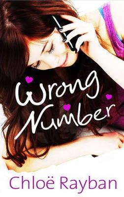 Wrong Number book