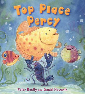 Top Place Percy by Peter Bently