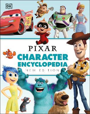 Disney Pixar Character Encyclopedia New Edition book