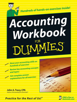 Accounting Workbook for Dummies book