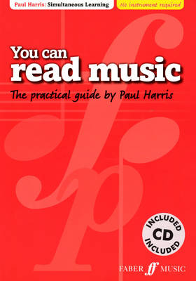 You Can Read Music by Paul Harris