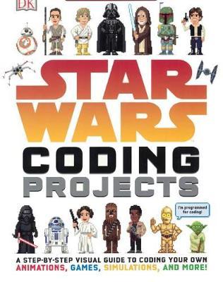 Star Wars Coding Projects by Jon Woodcock