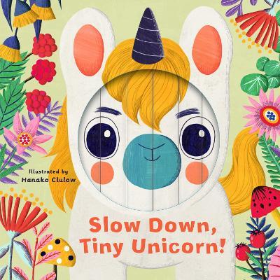 Little Faces: Slow Down, Tiny Unicorn! book