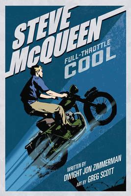 Steve Mcqueen by Dwight Jon Zimmerman