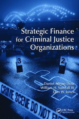 Strategic Finance for Criminal Justice Organizations book