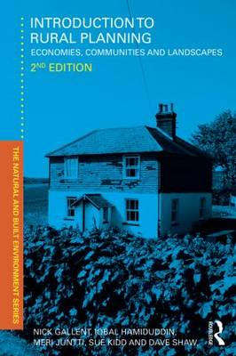 Introduction to Rural Planning by Nick Gallent