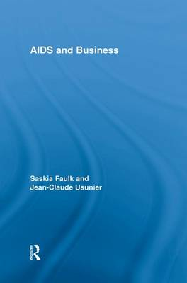 AIDS and Business book