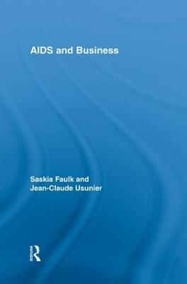 AIDS and Business by Saskia Faulk