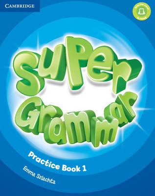 Super Minds Level 1 Super Grammar Book book
