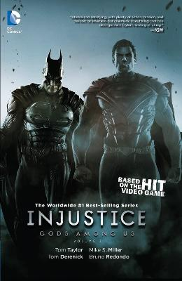 Injustice Gods Among Us Volume 2 TP by Mike S. Miller