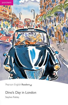 Easystart: Dino's Day in London by Stephen Rabley