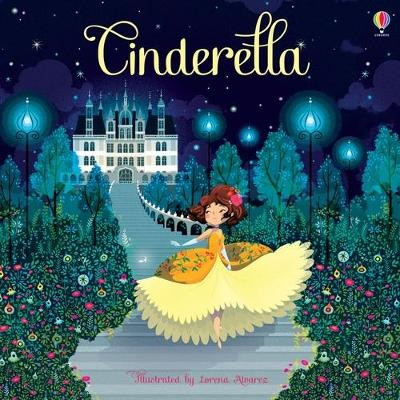 Cinderella by Susanna Davidson
