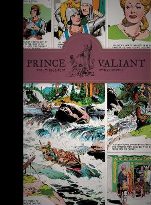 Prince Valiant Vol.7: 1949-1950 by Hal Foster
