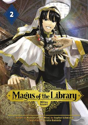Magus Of The Library 2 by Mitsu Izumi