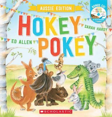 Hokey Pokey Aussie Edition NO CD book
