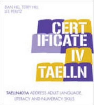 Certificate IV TAELLN by Dan Hill