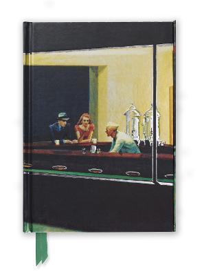 Hopper: Nighthawks (Foiled Journal) by Flame Tree Studio