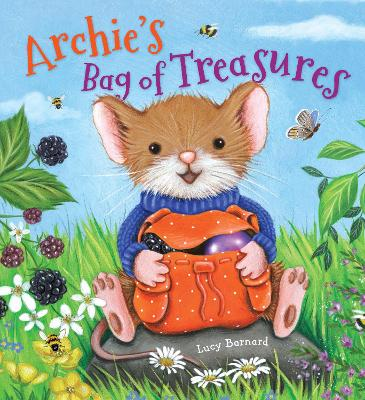 Storytime: Archie's Bag of Treasures by Lucy Barnard