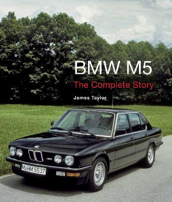 BMW M5 book