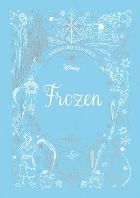 FROZEN ANIMATED CLASSIC DISNEY book