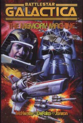 Battlestar Galactica by Roger McKenzie