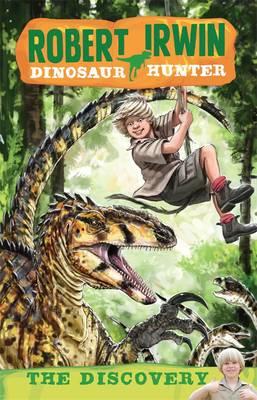 Robert Irwin Dinosaur Hunter 1 by Robert Irwin