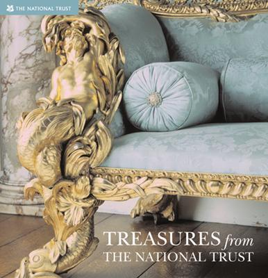 Treasures of The National Trust by Edward Fitzmaurice