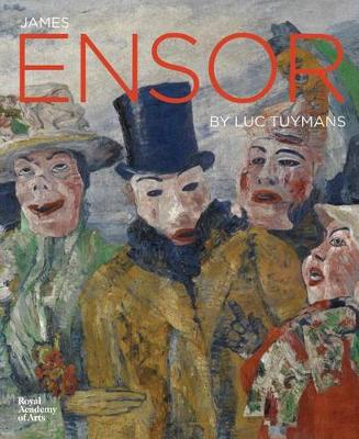 James Ensor by Luc Tuymans