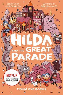 Hilda's City Survival Guide book