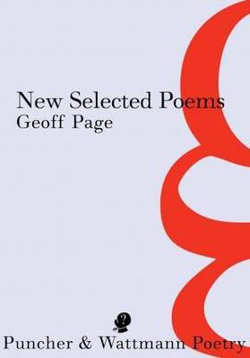 New Selected Poems by Geoff Page