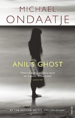 Anil's Ghost book