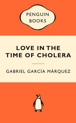 Love in the Time of Cholera book