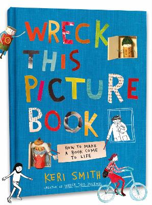 Wreck This Picture Book book