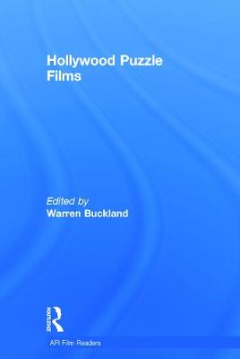 Hollywood Puzzle Films book