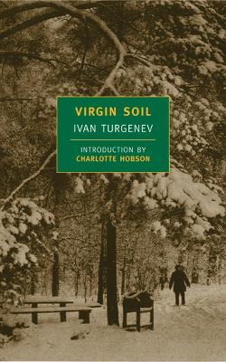Virgin Soil book
