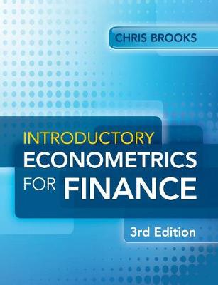 Introductory Econometrics for Finance by Chris Brooks
