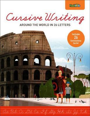 Cursive Writing by Flash Kids Editors