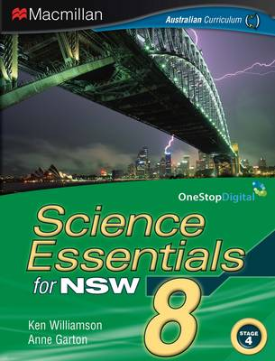 Science Essentials 8 for NSW by Ken Williamson