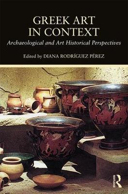 Greek Art in Context book