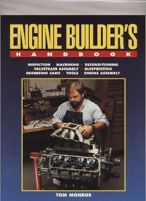 Engine Builder's Handbook Hp1245 book