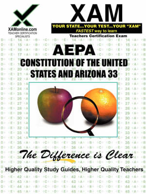 Aepa Constitutions of the United States and Arizona 33 by Sharon A Wynne