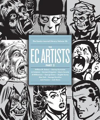 The Comics Journal Library Volume 10 by Michael Dean