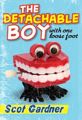 Detachable Boy by Scot Gardner