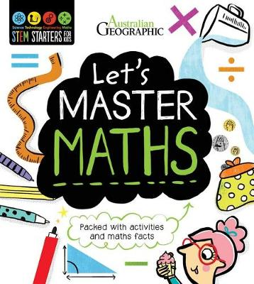 Let's Master Maths book