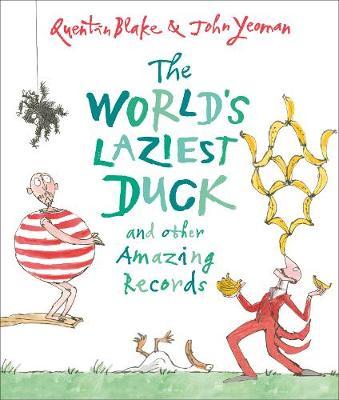 The World's Laziest Duck by John Yeoman