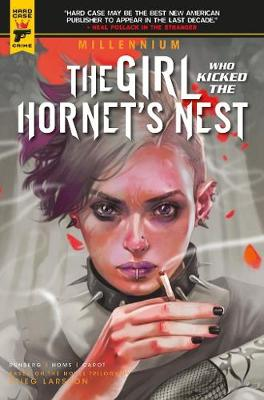 Girl Who Kicked the Hornet's Nest - Millennium Volume 3 by Stieg Larsson