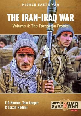 Iran-Iraq War - Volume 4 by Tom Cooper