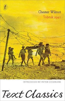 Tobruk 1941 book