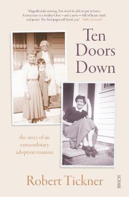 Ten Doors Down: The story of an extraordinary adoption reunion book