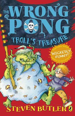 Wrong Pong: Troll's Treasure by Steven Butler